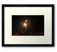 Love The Fourth Framed Print