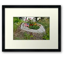 Nature and The 4th Framed Print