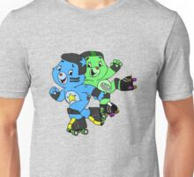 Roller Derby Care Bears  Unisex T-Shirt