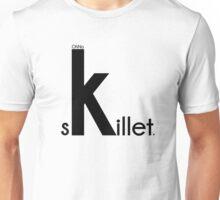 "The infamous Skillet ""k"" Unisex T-Shirt"