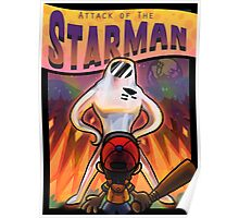 ATTACK OF THE STARMAN Poster