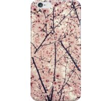 Blizzard of Blossoms iPhone Case/Skin