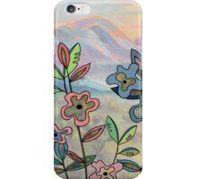Blooming Mountain iPhone Case/Skin