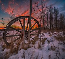 Prairie Dawn 6145_13 by Ian McGregor