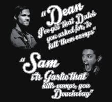 SAM AND DEAN by viperbarratt