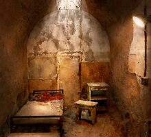 Abandoned - Eastern State Penitentiary - Life sentence by Mike  Savad