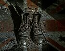 The Boots That Built Britain by Nigel Bangert