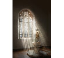 Christian - Heavenly Father Photographic Print