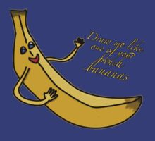 Draw me like one of your french bananas by keepcalm98