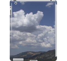 Summer Cloud Panorama iPad Case/Skin