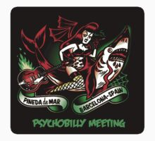 Psychobilly 14 by apocalypsebob
