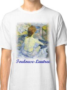 Toulouse Lautrec - The Bath Classic T-Shirt
