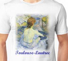 Toulouse Lautrec - The Bath Unisex T-Shirt