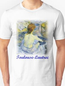 Toulouse Lautrec - The Bath T-Shirt