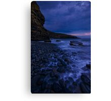 Dunraven bay at first light Canvas Print