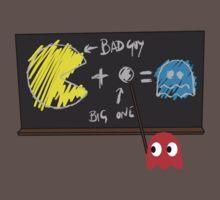 We kill the PacMan by Deraz