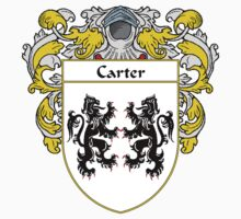Carter Coat of Arms/Family Crest by William Martin
