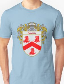 Casey Coat of Arms/Family Crest T-Shirt