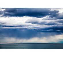 St Clair Storm Photographic Print