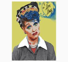I Love Lucy by ravelin