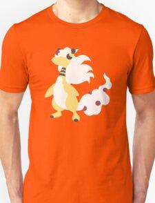 Mega Ampharos Minimalist Unisex T-Shirt