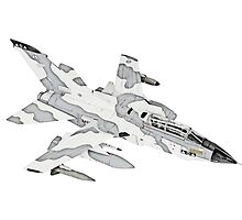 Panavia Tornado jet airplane by surgedesigns