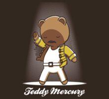 Teddy Mercury by Stiga9595