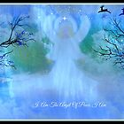 ANGEL OF PEACE, I AM by Sherri     Nicholas