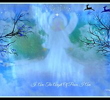 ANGEL OF PEACE, I AM by Sherri     Nicholas