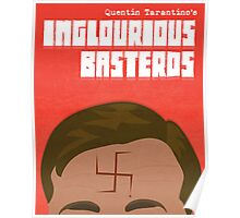 Inglourious Basterds (Filtered) Poster