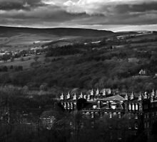 Yorkshire - A View  by Carl Gaynor