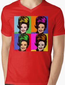 Dolly Parton pop art. Nashville Country Music Mens V-Neck T-Shirt