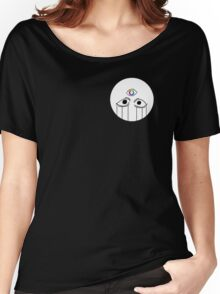 Black eyes (abstract ideas) Women's Relaxed Fit T-Shirt