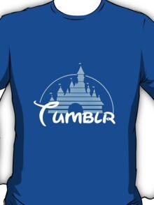 Tumblr Castle T-Shirt