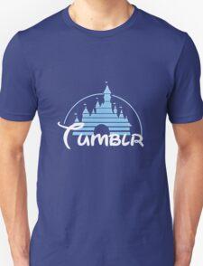 Tumblr Castle Unisex T-Shirt