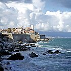 Old city of Antibes  by Boris TAIEB