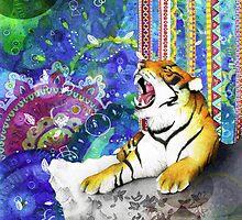 Tiger's Dream by Alice Prior