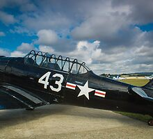 1943 Harvard by barrylee
