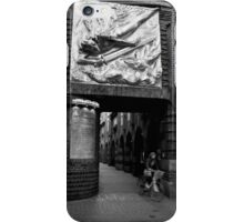 Duck and weave - Bremen, Germany iPhone Case/Skin