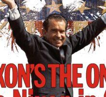 Richard Nixon 2016 Sticker