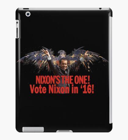 Richard Nixon 2016 iPad Case/Skin