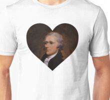 I Heart Hamilton Unisex T-Shirt