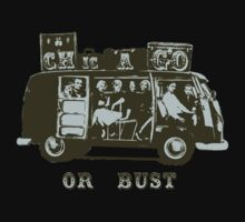 Chicago Or Bust! Kids Clothes