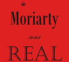 Moriarty Was Real by celinekhoo9