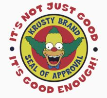 KRUSTY SEAL OF APPROVAL by Ritchie 1