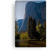 El Capitan, Yosemite Valley Canvas Print