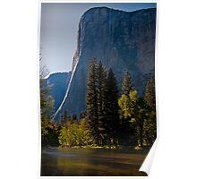 El Capitan, Yosemite Valley Poster