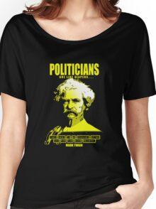 mark twain Women's Relaxed Fit T-Shirt