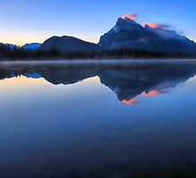 Vermilion Reflection by JamesA1