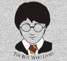 Harry Potter - Minimalist  by LovelyOwls
